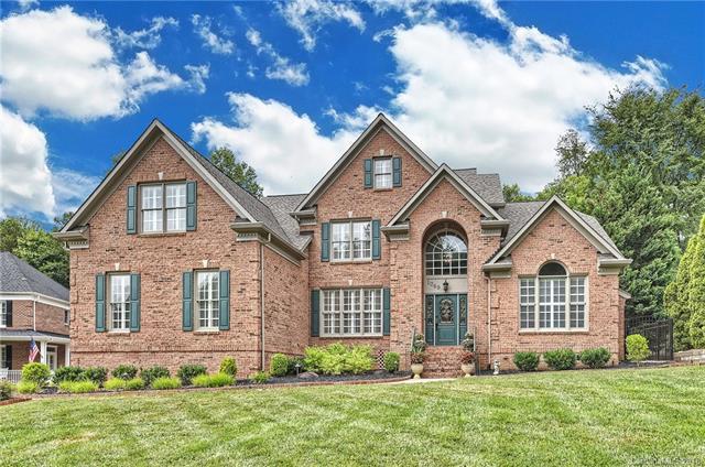 1049 Elizabeth Manor Court, Matthews, NC 28105 (#3399467) :: Stephen Cooley Real Estate Group