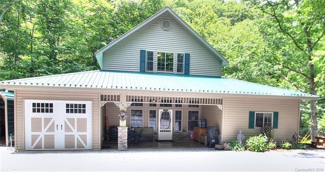 100 Jonathan Trail, Maggie Valley, NC 28751 (#3399552) :: Puffer Properties