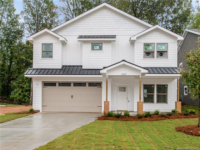 4337 Spring Street #10, Matthews, NC 28105 (#3399900) :: Stephen Cooley Real Estate Group