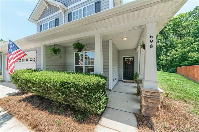 698 Goldflower Drive, Rock Hill, SC 29732 (#3400369) :: Exit Mountain Realty