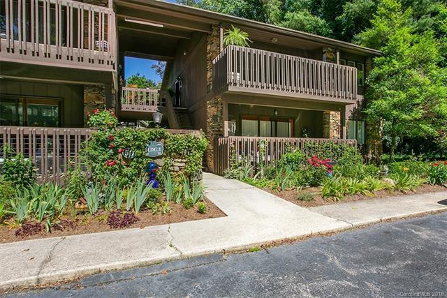 50 Maxine Lane #103, Hendersonville, NC 28739 (#3400801) :: Miller Realty Group