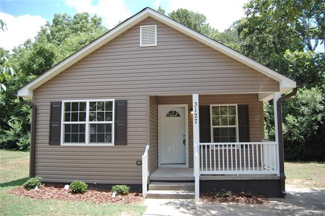 3127 Ridge Avenue, Charlotte, NC 28208 (#3400867) :: Exit Mountain Realty
