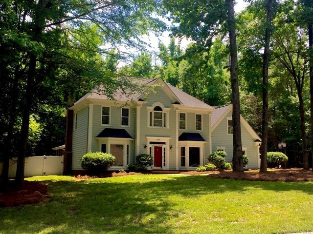 10015 Hanging Moss Trail, Mint Hill, NC 28227 (#3401167) :: Stephen Cooley Real Estate Group