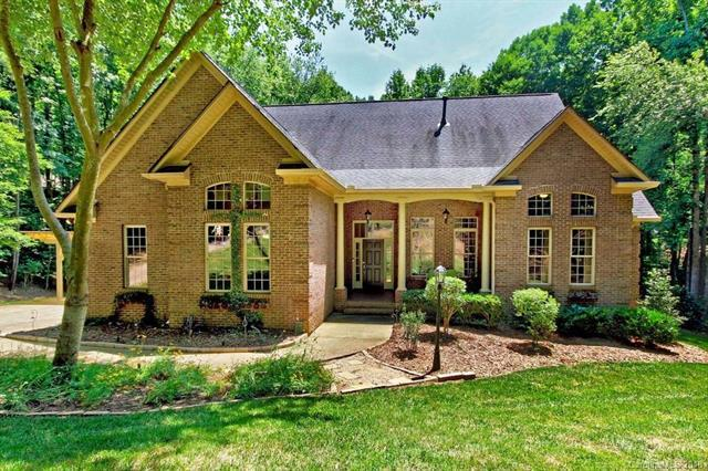 131 Sierra Woods Drive, Troutman, NC 28166 (#3401214) :: Odell Realty Group