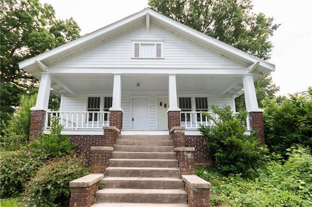 1613 S Mint Street, Charlotte, NC 28203 (#3401320) :: Odell Realty Group