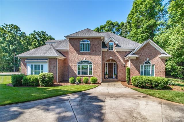 115 Columbine Drive, Statesville, NC 28625 (#3401520) :: Scarlett Real Estate