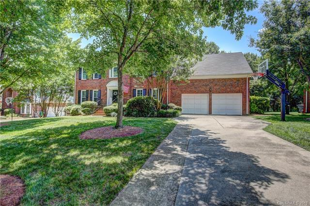 9217 Silver Pine Drive, Charlotte, NC 28277 (#3401643) :: Odell Realty Group