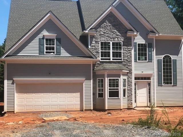134 Windstone Drive Lot 45, Troutman, NC 28166 (#3401663) :: Stephen Cooley Real Estate Group