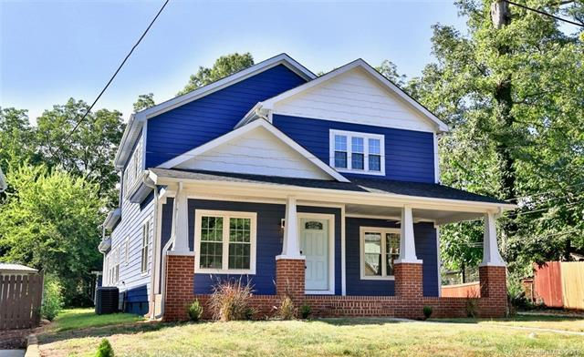 212 Bacon Avenue #12, Charlotte, NC 28208 (#3401902) :: Odell Realty