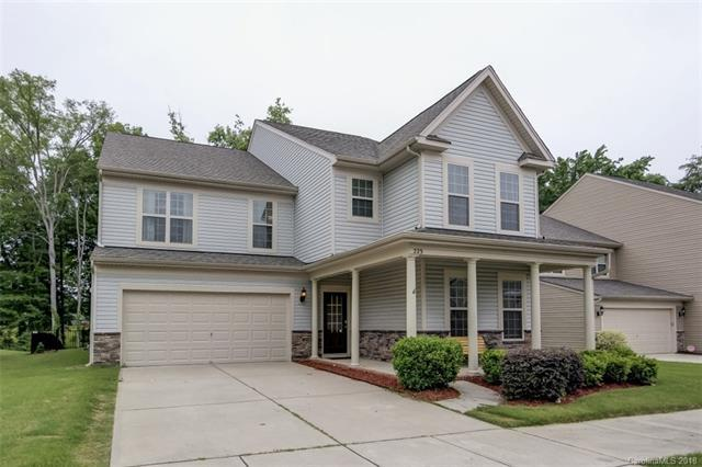 223 Quail Crossing, Huntersville, NC 28078 (#3402257) :: The Ramsey Group