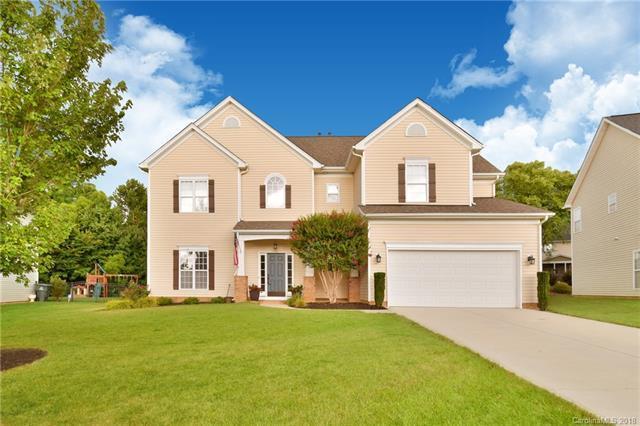 9515 Laguna Avenue NW, Concord, NC 28027 (#3402298) :: High Performance Real Estate Advisors