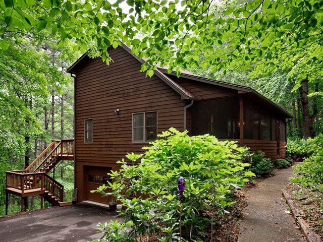 98 Sequoyah Hills Drive, Fletcher, NC 28732 (#3402591) :: RE/MAX Four Seasons Realty