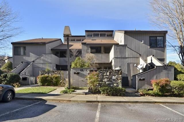 18 Lakemoor Lane B-18, Laurel Park, NC 28739 (#3403426) :: Exit Mountain Realty