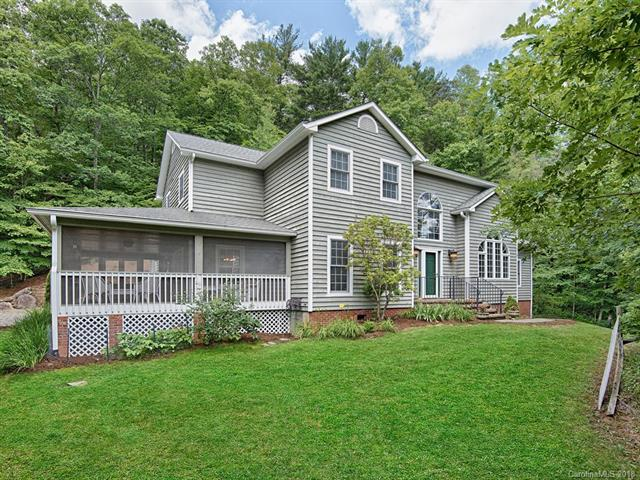 12 Oxbow Crossing, Weaverville, NC 28787 (#3403539) :: Rinehart Realty