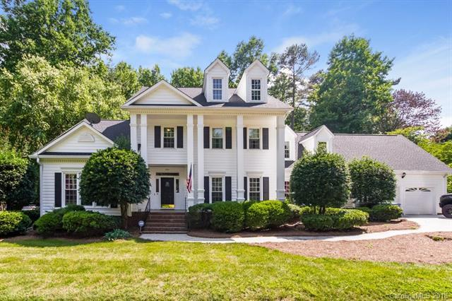 4912 Dayspring Drive, Mint Hill, NC 28227 (#3403900) :: Odell Realty Group