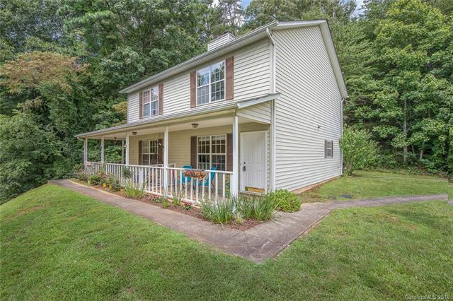 11 Rocking Porch Road, Asheville, NC 28805 (#3404013) :: High Performance Real Estate Advisors