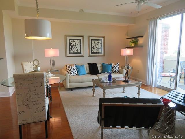 300 5th Street, Charlotte, NC 28202 (#3404774) :: High Performance Real Estate Advisors