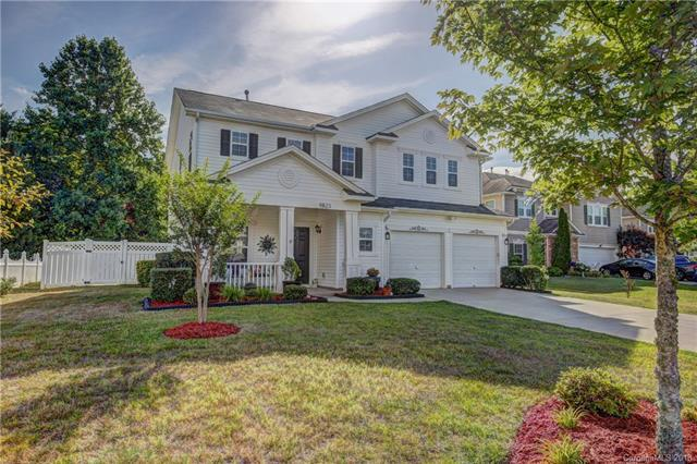 9823 Markus Drive, Mint Hill, NC 28227 (#3405410) :: Odell Realty Group