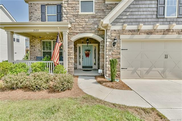 2622 Treeline Drive, Concord, NC 28027 (#3405695) :: Stephen Cooley Real Estate Group