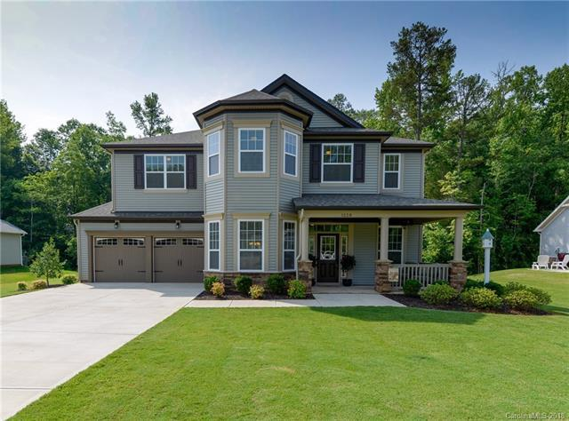 1220 Shelly Woods Drive, Indian Land, SC 29707 (#3405836) :: Exit Mountain Realty