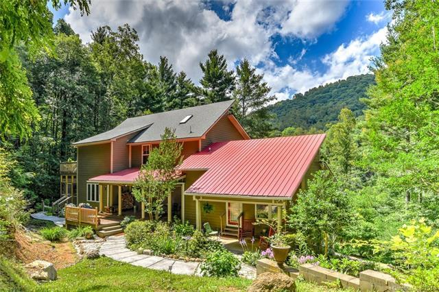 14 Shelton Branch Road, Barnardsville, NC 28709 (#3406227) :: Keller Williams Professionals