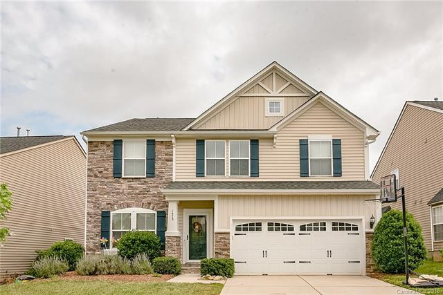 1473 NW Olive Hill Avenue NW, Concord, NC 28027 (#3408382) :: Team Honeycutt