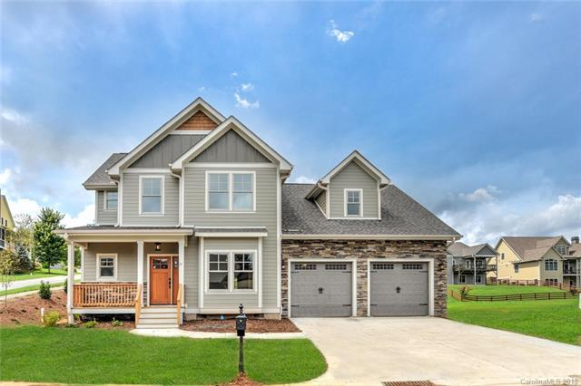 11 Barnrock Drive #45, Mills River, NC 28732 (#3408438) :: Charlotte Home Experts