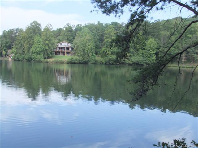0 Adams Lane #339, Lake Lure, NC 28746 (#3408470) :: Puffer Properties