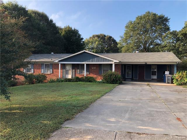 632 N Carolina Avenue, Statesville, NC 28677 (#3409623) :: Odell Realty