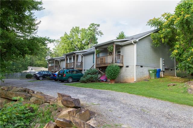 124 Florida Avenue A, B, & C, Asheville, NC 28806 (#3410436) :: Exit Mountain Realty