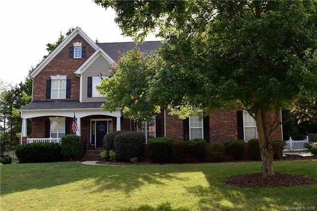 6317 Glengarrie Lane, Huntersville, NC 28078 (#3410485) :: Stephen Cooley Real Estate Group