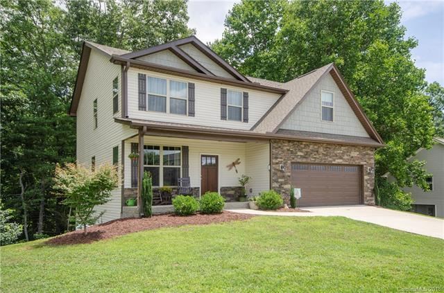 236 Beck Creek Circle, Flat Rock, NC 28731 (#3410539) :: The Premier Team at RE/MAX Executive Realty