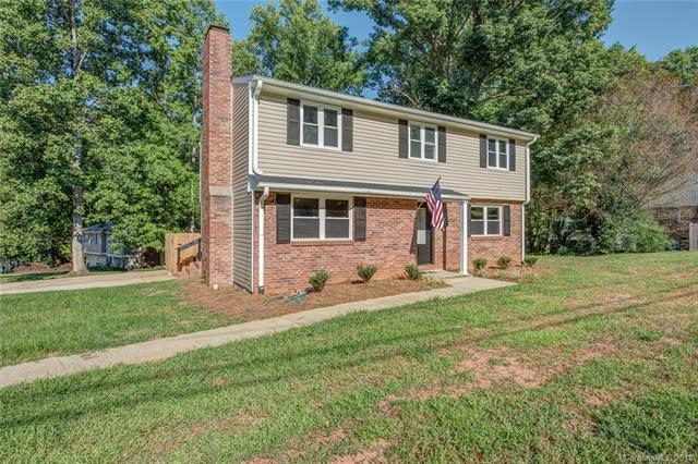1607 Windy Rush Lane, Gastonia, NC 28054 (#3410837) :: Rinehart Realty