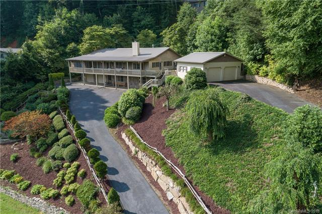 635 Country Club Drive, Maggie Valley, NC 28751 (#3411145) :: Rinehart Realty