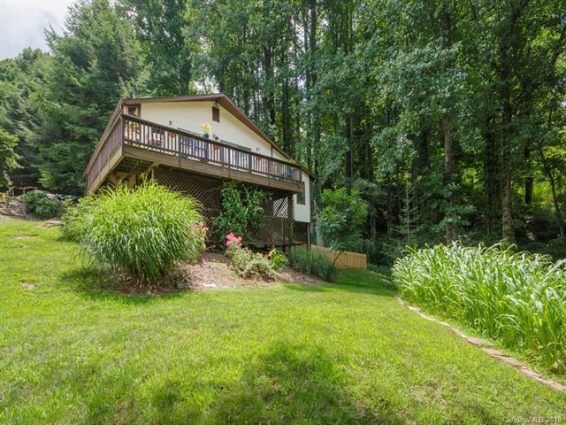 136 Echo Drive, Waynesville, NC 28786 (#3411195) :: Rinehart Realty