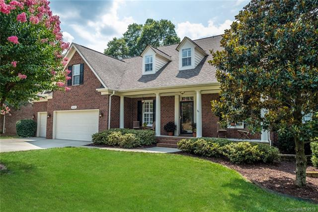 9642 Cockerham Lane, Huntersville, NC 28078 (#3411266) :: Exit Mountain Realty