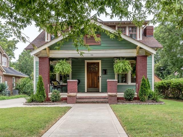720 Walnut Avenue, Charlotte, NC 28208 (#3412209) :: Caulder Realty and Land Co.