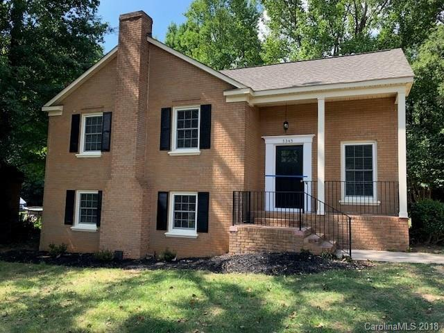 5345 Grafton Drive #24, Charlotte, NC 28215 (#3412603) :: Exit Mountain Realty