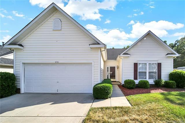 6700 Mimosa Street #25, Indian Trail, NC 28079 (#3412672) :: LePage Johnson Realty Group, LLC