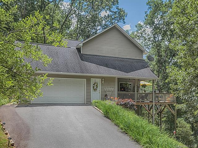 307 Timberhill Drive, Canton, NC 28716 (#3412716) :: Besecker Homes Team