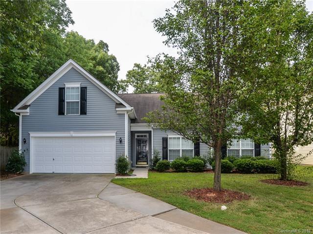 6307 Sackett Way #21, Charlotte, NC 28269 (#3413486) :: High Performance Real Estate Advisors