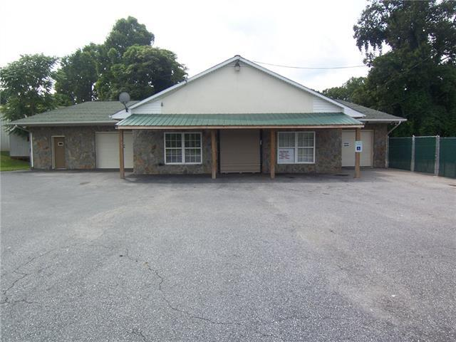 1226 Hickory Boulevard SW, Lenoir, NC 28645 (#3413839) :: High Performance Real Estate Advisors