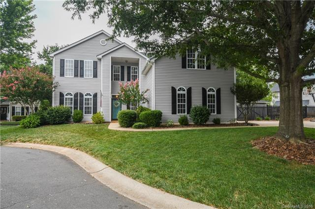 9510 Wilson Hall Drive, Charlotte, NC 28277 (#3413883) :: The Elite Group