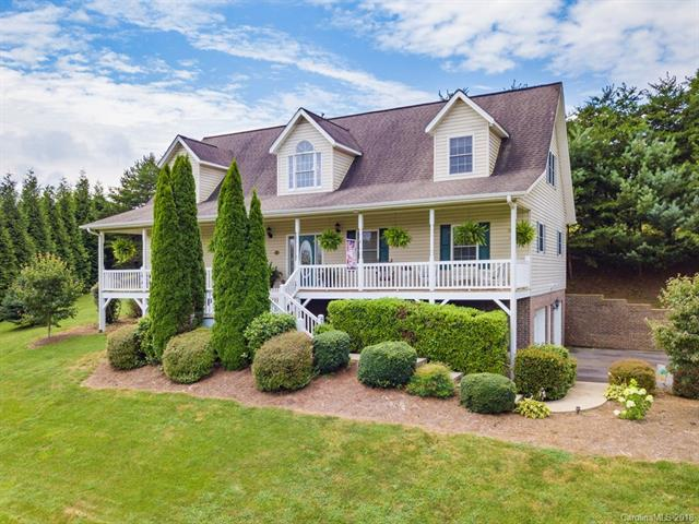 18 Sage Drive, Weaverville, NC 28787 (#3414225) :: Puffer Properties