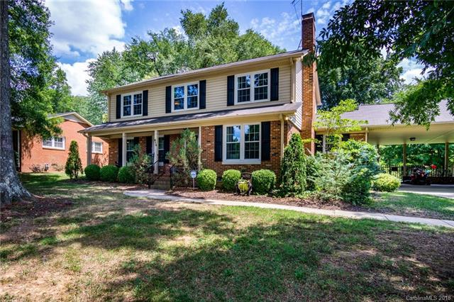 614 Nottingham Drive, Charlotte, NC 28211 (#3414558) :: RE/MAX Four Seasons Realty
