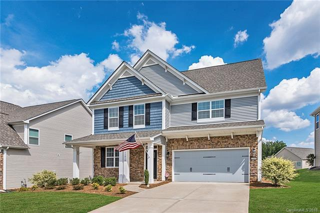 11018 Aspen Ridge Lane, Concord, NC 28027 (#3414577) :: Exit Mountain Realty