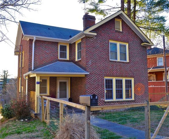 41 Forest Hill Drive, Asheville, NC 28803 (#3414890) :: Stephen Cooley Real Estate Group