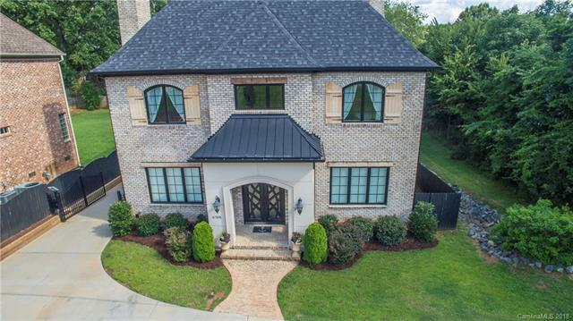 6705 Sharon Road, Charlotte, NC 28210 (#3415184) :: Caulder Realty and Land Co.