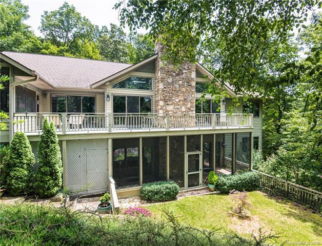 117 Little Cherokee Ridge, Hendersonville, NC 28739 (#3415324) :: Rinehart Realty