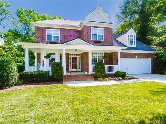811 Deercross Lane, Waxhaw, NC 28173 (#3415610) :: LePage Johnson Realty Group, LLC